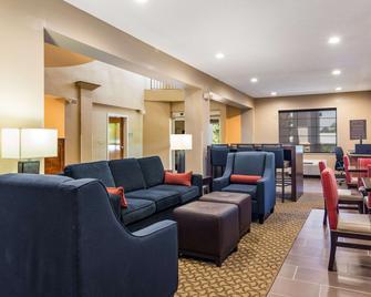 Comfort Suites - Eufaula - Lounge