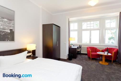 Hotel Villa Belvedere - Binz - Phòng ngủ