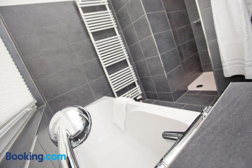 Hotel Villa Belvedere - Binz - Phòng tắm