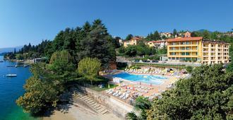 Hotel Residence Zust - Verbania - Piscina
