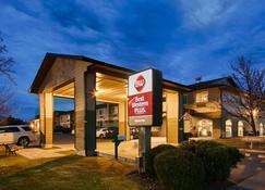 Best Western Plus Rama Inn - Redmond - Κτίριο