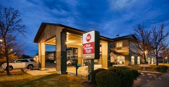 Best Western Plus Rama Inn - Редмонд