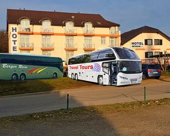 Hotel Imperium - Moravske Toplice - Gebouw