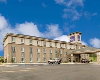 Sleep Inn and Suites Jasper I-22 - Jasper - Gebäude