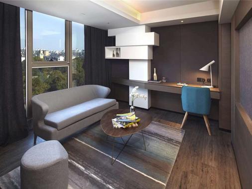 Mercure Yangzhou Dongguan Street - Yangzhou - Living room