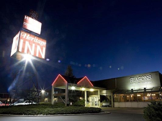 Heritage Inn Hotel & Convention Centre Moose Jaw - Moose Jaw - Rakennus