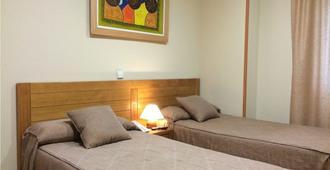 Hostal Aeropuerto - Madrid - Bedroom