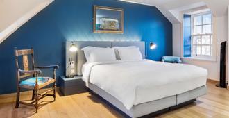 Radisson Collection Hotel Royal Mile Edinburgh - אדינבורו - חדר שינה