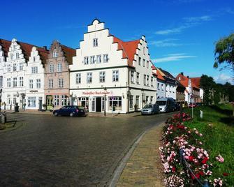 Pension Marktblick - Friedrichstadt - Building
