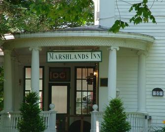 Marshlands Inn - Sackville - Buiten zicht