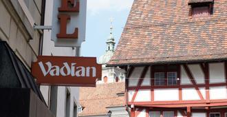 Hotel Vadian - Saint Gallen - Building