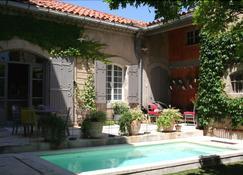 Chambres d'Hôtes Maison Auguste - Salon-de-Provence - Piscina