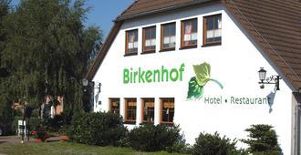 Hotel und Restaurant Birkenhof - Ostseebad Baabe - Building