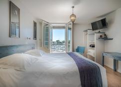 Hotel La Marine - La Rochelle - Makuuhuone