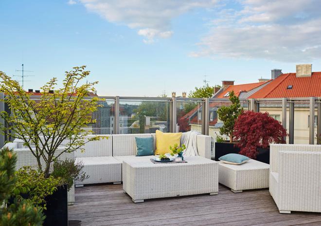 Living Hotel Prinzessin Elisabeth - Munich - Balcony