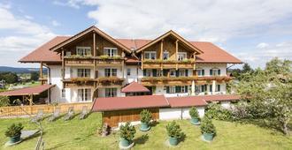 Kur- und Wellnesshotel Waldruh - Bad Kohlgrub - Bâtiment