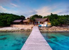 Kura Hulanda Lodge & Beach Club - Sabana Westpunt - Edificio