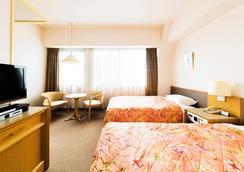 Kanku Izumisano First Hotel - Izumisano - Makuuhuone