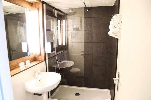 納博訥鐘樓酒店 - 納本 - 納博訥 - 浴室