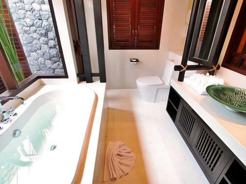 Bhundhari Resort & Spa - Samui - Bad