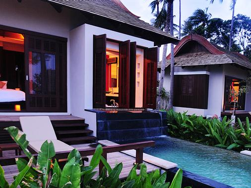 Bhundhari Resort & Spa - Samui - Innenhof