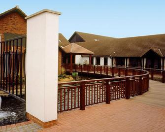 Champneys Springs - Ashby-de-la-Zouch - Gebäude