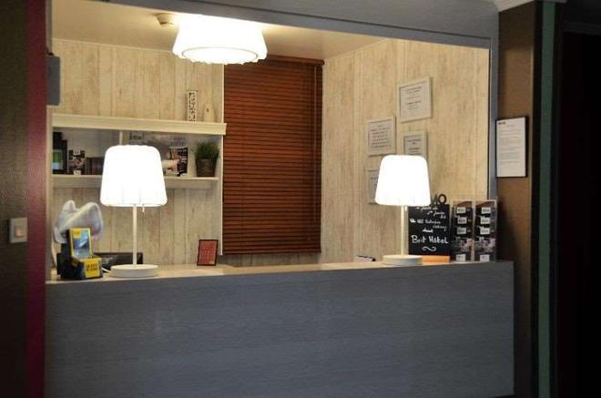 Brit Hotel Cherbourg Octeville - Cherbourg-Octeville - Ρεσεψιόν