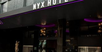 Nyx Hotel Madrid By Leonardo Hotels - Madrid - Gebäude