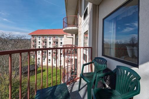 River Bend Inn - Pigeon Forge - Balcony