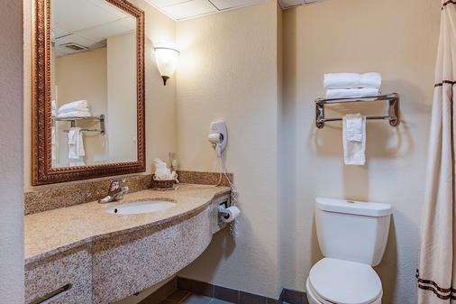 River Bend Inn - Pigeon Forge - Bathroom