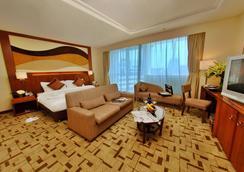 Jianguo Garden Hotel - Beijing - Bedroom