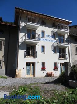 Olimpic Hostel - Schilpario - Building