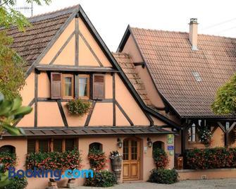 Chambres d'hôtes Fahrer-Ackermann - Saint-Hippolyte - Building