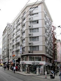 Samil Hotel - Istanbul - Building