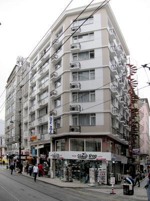 Samil Hotel - Стамбул - Здание