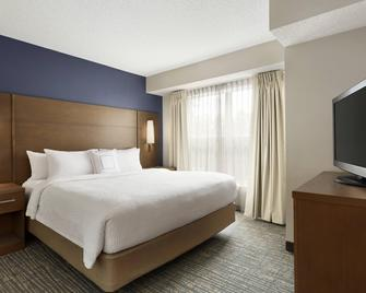 Residence Inn by Marriott Houston The Woodlands/Market Street - The Woodlands - Schlafzimmer