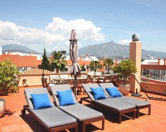 Hotel Doña Catalina - San Pedro de Alcántara - Балкон