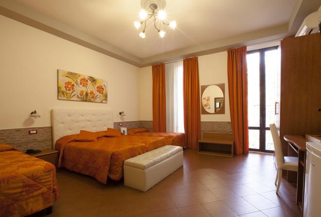 Hotel Ester - Florence - Bedroom
