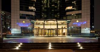 Golden Tulip Media Hotel - Dubai - Rakennus