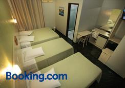 Hotel Três Fronteiras - Foz do Iguaçu - Phòng ngủ