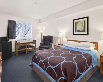 Super 8 by Wyndham Swift Current - Swift Current - Bedroom