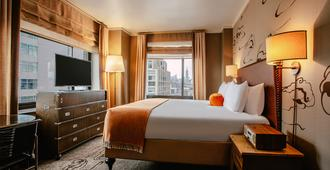 Soho Grand Hotel - New York - Bedroom