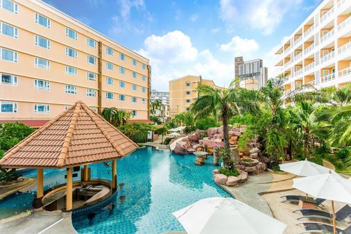 Nova Platinum Hotel - Pattaya - Baari