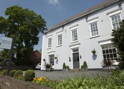 The Bridge House Boutique B&b - Ross-on-Wye - Rakennus