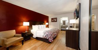 Red Roof Inn Atlanta - Suwanee/Mall of Georgia - Suwanee - Bedroom