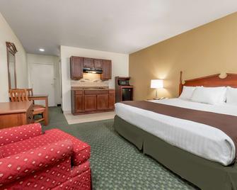 Baymont Inn & Suites Kokomo - Kokomo - Schlafzimmer