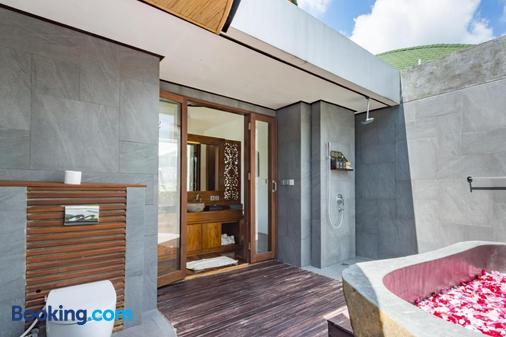 De Moksha Eco Friendly Boutique Resort - Kediri - Bathroom