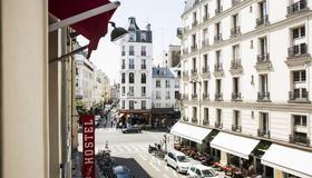 Bastille Hostel - Parigi - Vista esterna