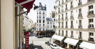 Bastille Hostel - París - Vista del exterior