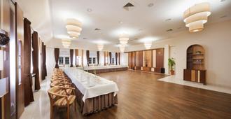Hotel Vivaldi - קארפאץ - חדר ישיבות
